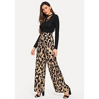 THE LEOPARD FLARE