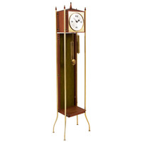 """""""Swag-Leg"""" Grandfather Clock by George Nelson"""