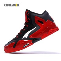New Powerful Quality Basketball Shoes Men Basket Home Authentic Men Athletic Sneaker Shoe