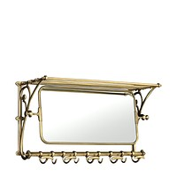 Brass Coat Rack | Eichholtz Varadero
