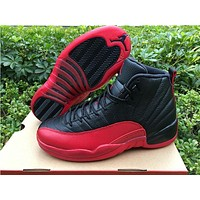 "Air Jordan 12 ""Flu Gameâ€"