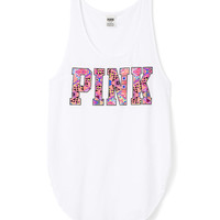 Open Side Cover-Up - PINK - Victoria's Secret