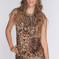Brown Leopard Key Hole Sexy Party Dress @ Amiclubwear sexy dresses,sexy dress,prom dress,summer dress,spring dress,prom gowns,teens dresses,sexy party wear,women's cocktail dresses,ball dresses,sun dresses,trendy dresses,sweater dresses,teen clothing,ev