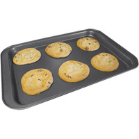 "Evelots® Non-Stick Baking Cookie/Brownie Pans, 14.5""L x 10""W x 1""H"