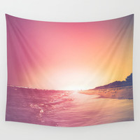 Summer Wall Tapestry by HappyMelvin