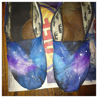 Made to Order Custom Painted TOMS, Keds, Vans and More!