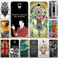 Silicone Soft Tpu Case For ZTE A510 Printing Cool Design Back Cover For ZTE Blade A510 Phone Cases