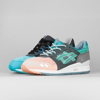 AUGUAU Ronnie Fieg x asics Gel-lyte III Homage What The Fieg