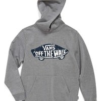Boy's Vans 'Off the Wall' Pullover Hoodie,