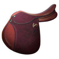 Pessoa A/O Junior Smooth Leather Saddle