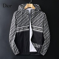 Dior Men Fashion Casual Top Outerwear Coat jacket