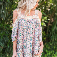 Wildflower Fields Blouse