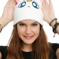 Sailor Moon Artemis Beanie