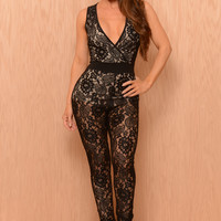 Busy Girl Jumpsuit