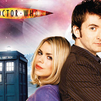 Doctor Who David Tennant Poster 11x17