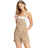 Compass Canvas Overall
