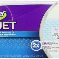 Swiffer Wetjet Pads With The Power Of Mr. Clean Magic Eraser 20 Count