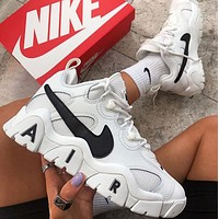 NIKE  AIR BARRAGE LOW Sports series board shoes casual shoes