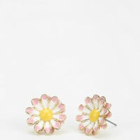 Urban Outfitters - Double Daisy Earring