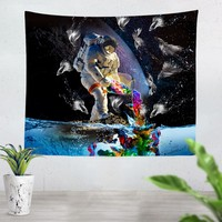 Astro Color Tapestry