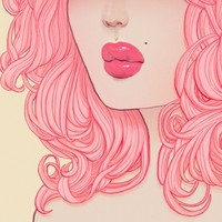 Glimpse - Cotton Candy Curls by Ejiwa Ebenebe