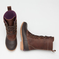 Aspelina - Women's Brown Rubber Boots | Tretorn