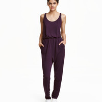 H&M Sleeveless Jumpsuit $17.99