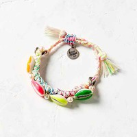 Venessa Arizaga Shell We Dance Bracelet