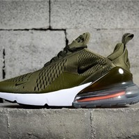 Air Max 270 Dark Green AH8050-201 Running Shoe