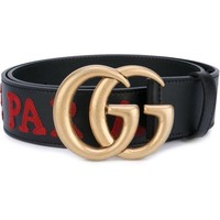 gucci belt double g