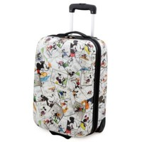 Minnie and Mickey Mouse Comics Luggage -- 25''   Luggage & Accessories   Disney Store