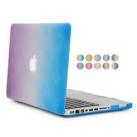 rainbow gradient case for macbook pro 13inch a1278 hard plastic for apple mac book pro 13 inch no retina display