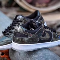 Nike SB ZOOM DUNK LOW PRO Colorful Sneaker