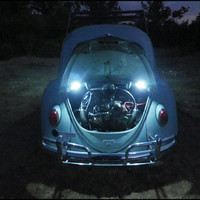 18 LED 6 / 12 volt FireFly Dome Lights are back in stock Volkswagen, VW, Ford, dodge, Nissan, subaru, honda and more