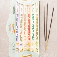 Aromatherapy Incense Gift Pack