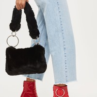 TEDDY Faux Fur Shoulder Bag - New In Bags & Accessories - New In