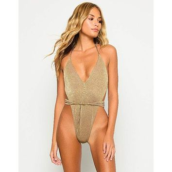 Beach Bunny Tortuga Brooklyn One Piece Swimsuit (Many Colors Available)
