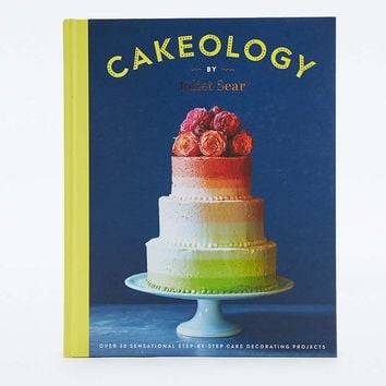 Cakeology: Over 20 Sensational Step-by-Step Cake Decorating Projects - Urban Outfitters