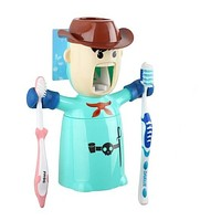 Cowboy Automatic Toothpaste Dispenser