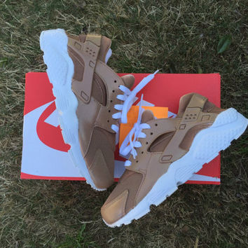 Beige Huaraches(Women)