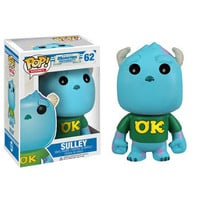 Funko POP! Disney - Vinyl Figure - Monster University - SULLY (4 inch): BBToyStore.com - Toys, Plush, Trading Cards, Action Figures & Games online retail store shop sale