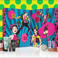 party poppers makeup set