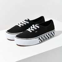 Vans & UO Authentic Platform Sneaker | Urban Outfitters