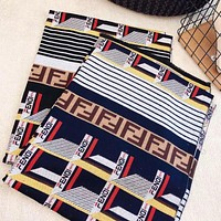 FENDI Hot Sale Women Men Warm Cashmere Accessories Sunscreen Cape Scarves Scarf