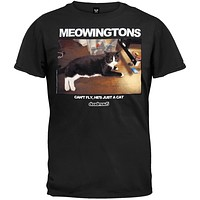 deadmau5 - Meowingtons Soft T-Shirt