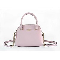 Kate Spade Women Shopping Leather Tote Handbag Shoulder Bag