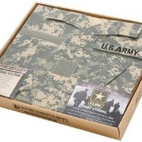 U.S. Army Acu Scrapbook Album