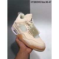 Air Jordan AJ4 Motorsport GS cheap fashion Mens and womens sports shoes