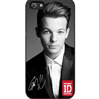 One Direction Louis Tomlinson iPhone 5s For iPhone 5/5S Case