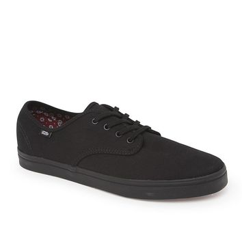 Vans Madero Geo Suiting Shoes - Mens Shoes - Black